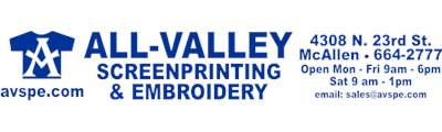 All-Valley Screenprinting & Embroidery