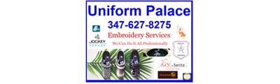 UNIFORM PALACE