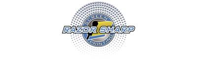 Razor Sharp Screen Printing