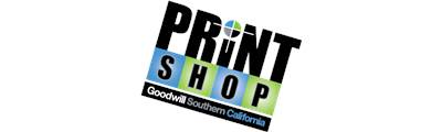 Goodwill SoCal Print Shop