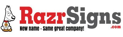 Razr Signs